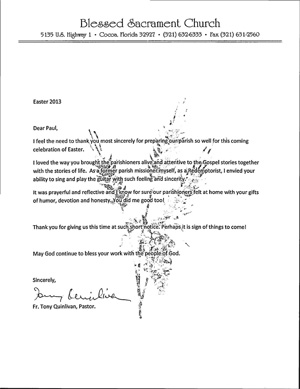Reference letters paul koleske catholic speaking music ministry click on image to view letter in pdf format on your computer altavistaventures Choice Image